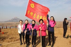 三八妇女节植树活动